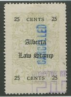 CANADA REVENUE AL10a USED