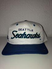 Vintage Sports Specialties Snapback Cap Seattle Seahawks Starter Oldschool Nwa
