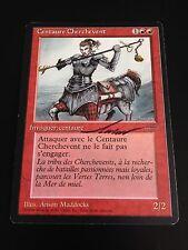 Mtg Magic Dci Harper Prism Book Promo _ Signed French _ Windseeker Centaur