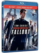 MISSION IMPOSSIBLE 6: FALLOUT (2 BLU-RAY + Bonus Disc) TOM CRUISE