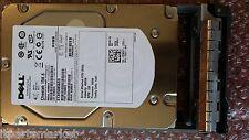 "DELL POWEREDGE SEAGATE FM501 450GB ST3450856SS 3.5"" 15K SAS Hard Drive R410 R510"
