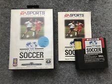 Fifa Soccer Megadrive Game! Complete! Lok In The Shop!