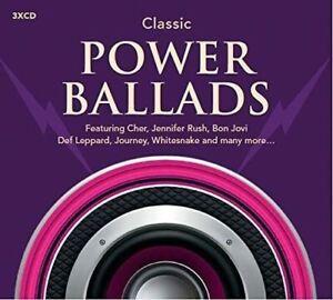 Classic Power Ballads (CD)