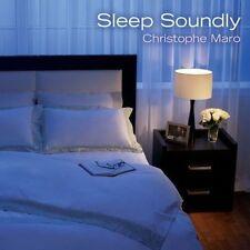 Sleep Soundly - Christophe Maro (CD 2008) New/Sealed
