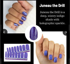 Color Street - Fall 2020 Collection -Juneau The Drill -Free Shipping W Stamps