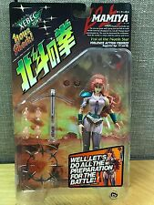 Kaiyodo Xebec Toys Fist of the North Star: Mamiya 199x action figure NEW