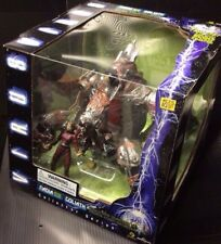 VIRUS movie GOLIATH talking figure toy NADIA sound COLLECTORS SERIES monster new