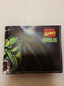 Marvel Comics The Hulk Bi-Fold Wallet