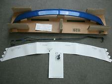 2004-2006 Hyundai Elantra Rear Spoiler Kit Wing Assembly Blue Pearl OEM Factory