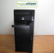 HP Z820 Workstation 2x Intel Xeon E5-2640 2.5GHz 32GB DDR3 Quadro 4000