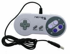 Manettes de jeu consoles jeux vidéo Nintendo Manette SNES