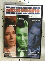 Auguri Ha Sido Bambino + Omicidio + La Sparizione Del Volo 412 DVD Miti