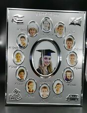 School Years Kindergarten Graduation Sliver Aluminium Memory Photo Frame