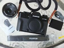 MINT Fuji X-T30 26.1 MP Digital SLR Camera with LOW Shutter count