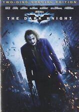 The Dark Knight (Two-Disc Special Edition) DVD, NEW