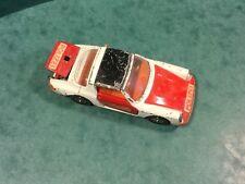 CORGI TOYS PORSCHE TARGA 911 S POLIZEI sans boîte Désolé, Classique Voiture Collectionneurs