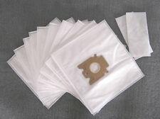10 Sacchetto per aspirapolvere per Menalux 3100, Sacchetto per la polvere FILTRO SACCHETTI + 2 FILTRI
