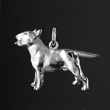 Pendentif Chien BULL TERRIER  -  Pendant BULL TERRIER DOG