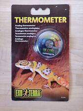 Exo Terra Reptile Thermometer Vivarium Terrarium Brand New