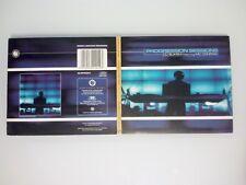 LTJ BUKEM FEATURING MC CONRAD  - PROGRESSION SESSIONS -  DIGIPACK CD