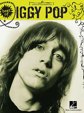 Best of Iggy Pop (Iggy Pop) Piano/Vocal/Guitar Artist Songbook P/V/G