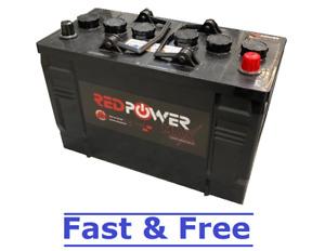 Banner Type 663 Red Power Max Premium Car Battery 12V 110AH CCA (EN) 680A RP110