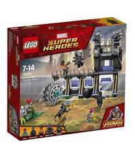 Lego Marvel Super Heroes Corvus Glaives Attacke