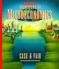 Principles of Microeconomics (5th Edition) Case, Karl E., Fair, Ray C. Paperbac