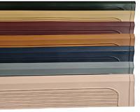 Gummi Einstiegsleisten Schweller Beläge für Mercedes W108  verschiedene  Farben