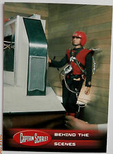 CAPTAIN SCARLET - Individual Trading Card #47, Behind The Scenes - Unstoppable