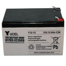 Yucel y12-12,12 VOLTIOS 12ah Baterías - móvil infantil eléctrico Toy Car /