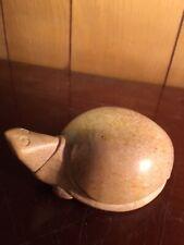 "Turtle Stone Sculpture 4.5"" X 3"""