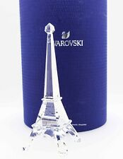 New Swarovski 5038300 Travel Memories Eiffel Tower Figurine Display Collector