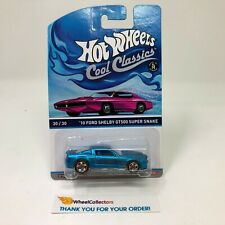 '10 Ford Shelby GT500 Super Snake * Hot Wheels Cool Classics * HH17