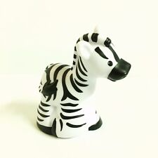Fisher-Price Little People Animal Zebra figure Toy (no sound) baby gift