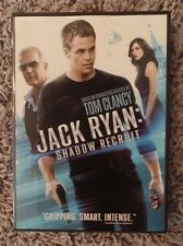Jack Ryan: Shadow Recruit (DVD, 2014), Tom Clancy, grph