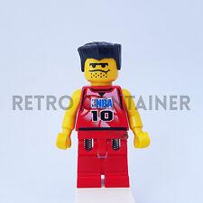 LEGO Minifigures - 1x nba045 - Basketball Player - NBA Omino Minifig Set 3432