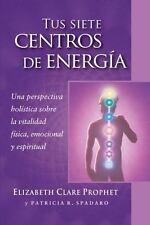 TUS SIETE CENTROS DE ENERGFA / YOUR SEVEN ENERGY CENTERS