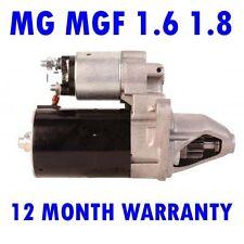 MG MGF 1.6 1.8 CONVERTIBLE 1995 1996 1997 1998 - 2002 RMFD STARTER MOTOR