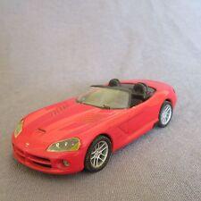 617D De Agostini Dodge Viper SRT 10 Roadster 1:43