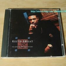 Keith Sweat - I'll Give All My Love To You 1990 USA CD #F01