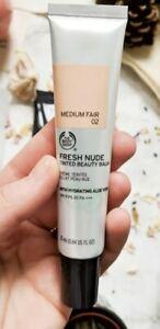 The body shop fresh nude bb cream