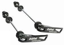 Zefal Lock n Roll Mtb - Bike Wheel Skewers Quick Release - Alloy