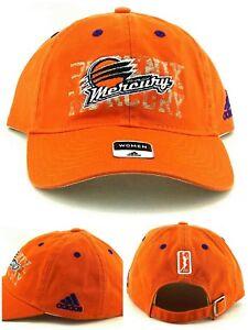 Phoenix Mercury Adidas Ladies Women PHX Suns New Orange White Purple Era Hat Cap