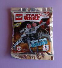 LEGO STAR WARS: DWARF SPIDER DROID, 35/2018, in Polybag, LIMITED