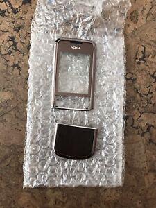 Original Nokia 8800 Sapphire Arte Front Covers/Housing