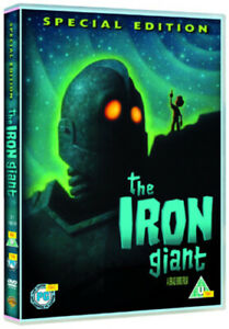 The Iron Giant DVD (2005) Brad Bird cert U Highly Rated eBay Seller Great Prices