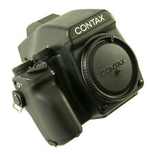 Contax 645 Body chassis TTL prisma mirino Prism Finder analogico Topmodell 4,5x6