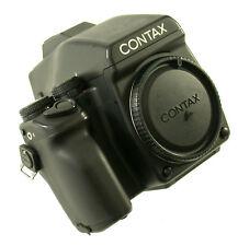 CONTAX 645 body Gehäuse TTL Prismensucher prism finder analog Topmodell 4,5x6