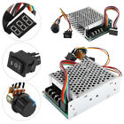 USA 10-55V 100A 5000W Reversible Motor Speed Controller PWM Control Soft Start